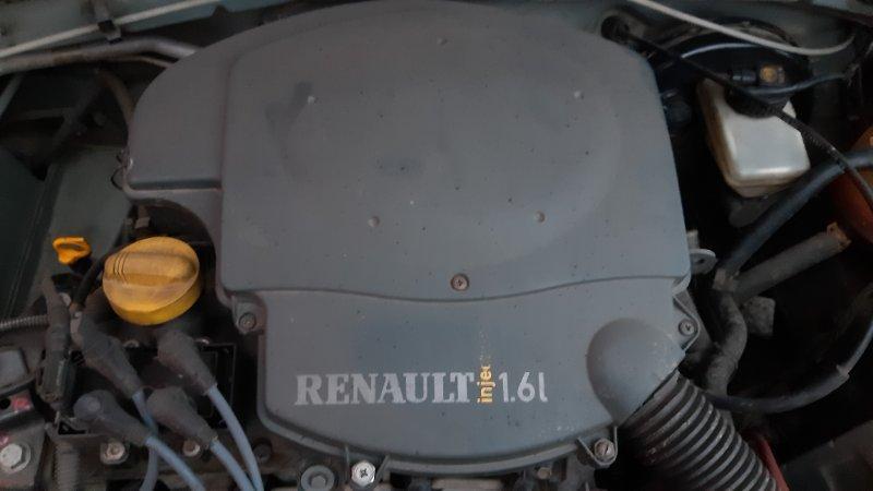 Корпус воздушного фильтра Renault Logan LS0G D4D