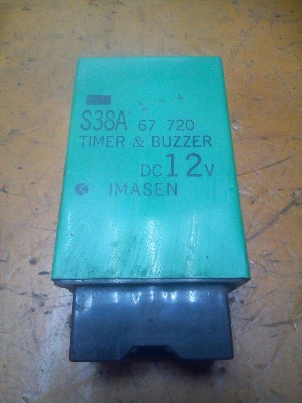 Блок электронный Mazda Bongo Friendee SG5W FEE