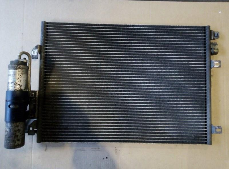 Радиатор кондиционера Renault Logan LS0G D4D