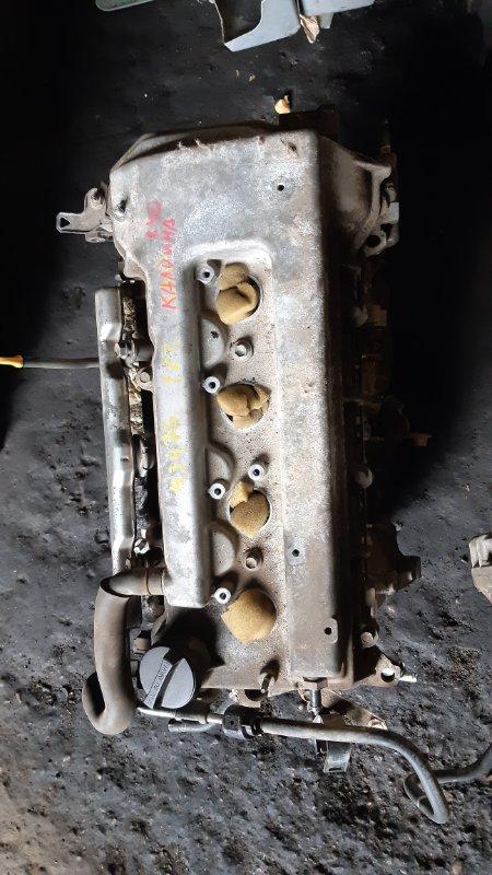 Двигатель Toyota Caldina AZT241 1ZZFE 2002