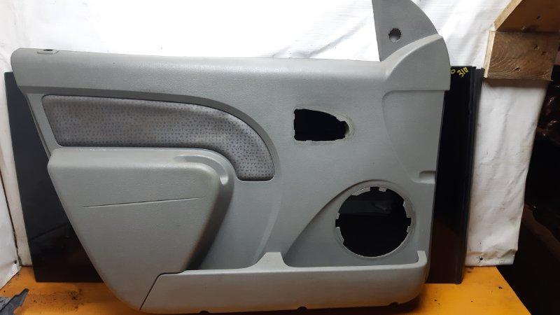 Обшивка двери Renault Logan LS0G D4D передняя левая