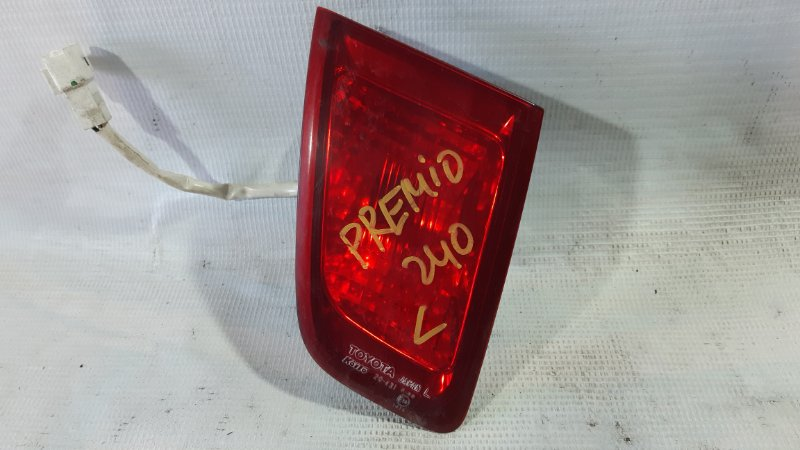 Стоп-вставка Toyota Premio AZT240 1AZFSE левая