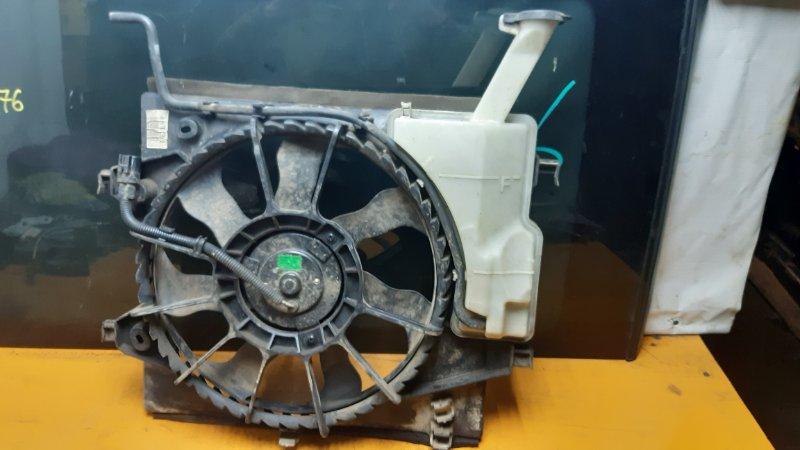 Диффузор радиатора Kia Picanto TA B3LA 2011