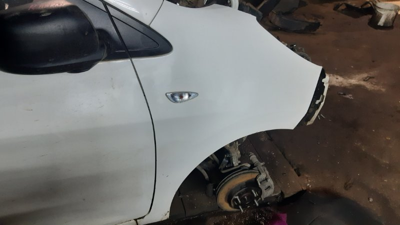 Крыло Kia Picanto TA B3LA 2011 переднее правое