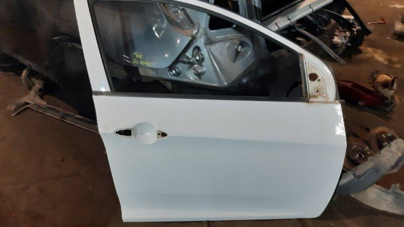 Дверь боковая Kia Picanto TA B3LA 2011 передняя правая