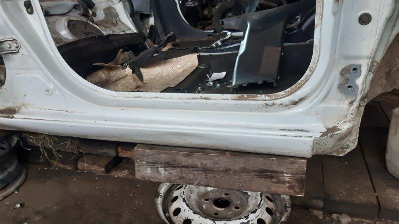 Порог кузовной Kia Picanto TA B3LA 2011 правый