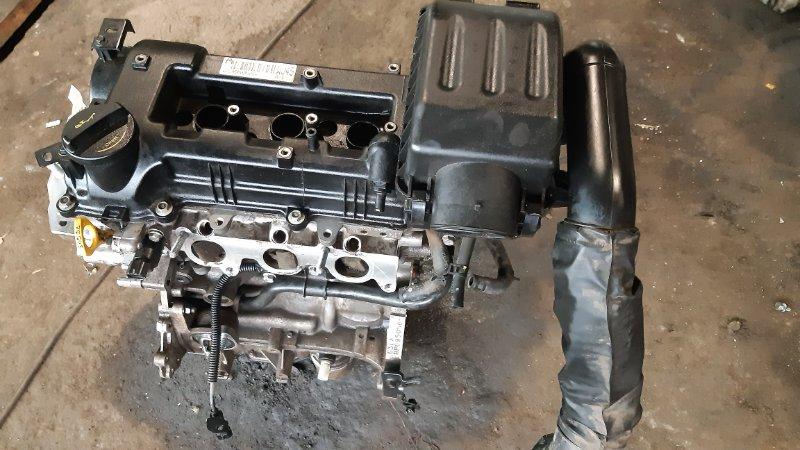 Двигатель Kia Picanto TA G3LA 2011