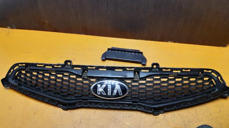 Решетка радиатора Kia Picanto TA B3LA 2011