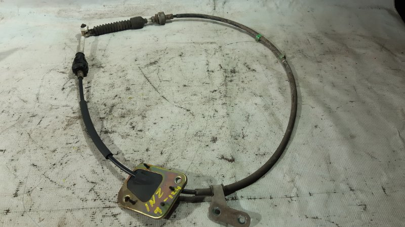 Трос переключения акпп Toyota Allex CE121 1NZFE 2004