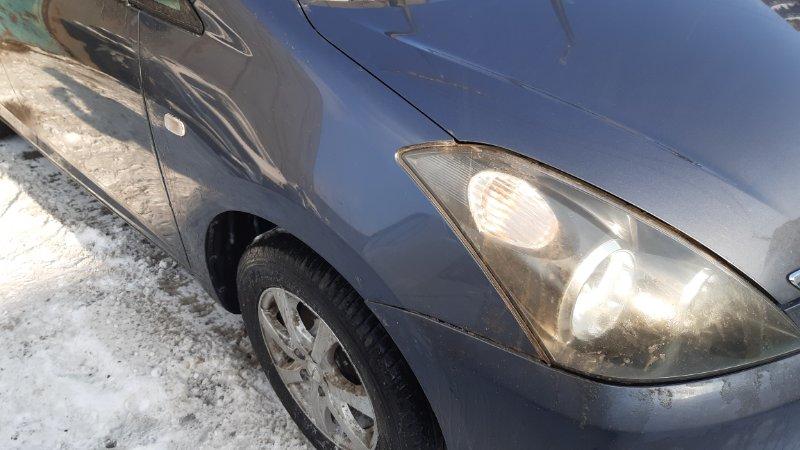 Крыло Toyota Wish ANE10 1AZFE 2003 переднее правое
