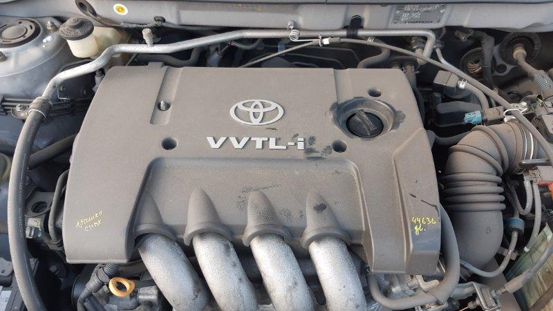 Крышка двигателя Toyota Allex CE121 2ZZGE 2001