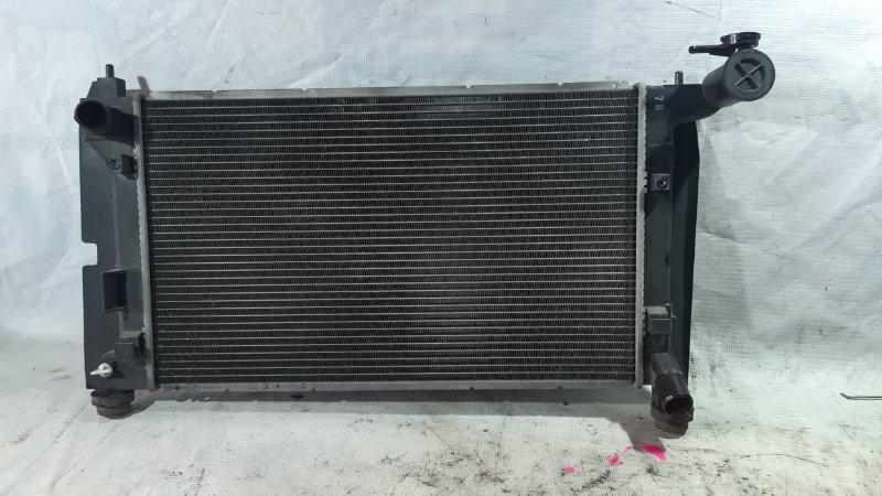 Радиатор Toyota Allex CE121 1NZFE 2001