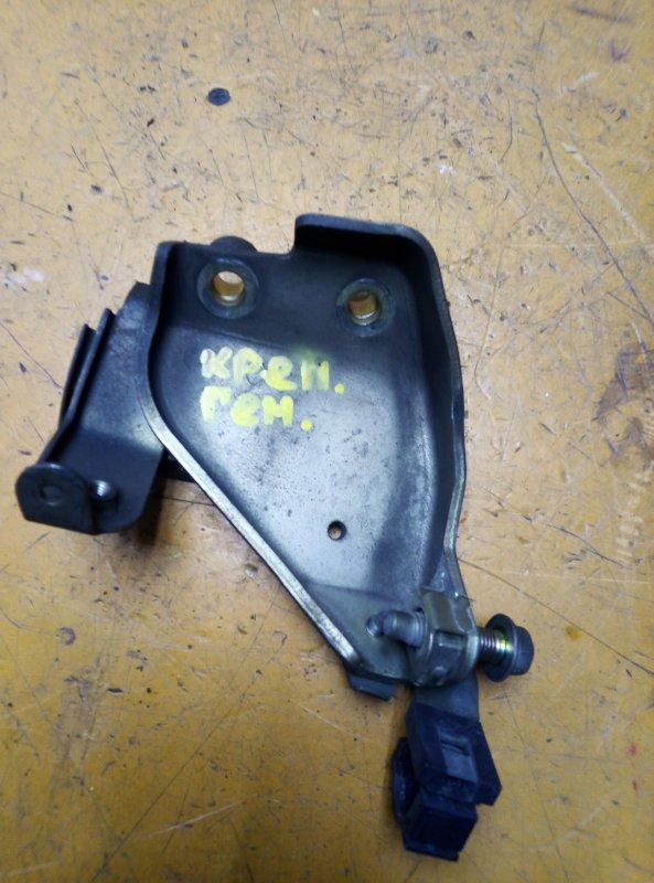 Крепление генератора Nissan Avenir PNW11 QG18DE 1998