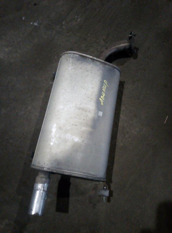 Глушитель Nissan Avenir PNW11 QG18DE 1998