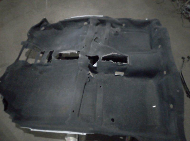Ковровое покрытие Nissan Avenir PNW11 QG18DE 1998