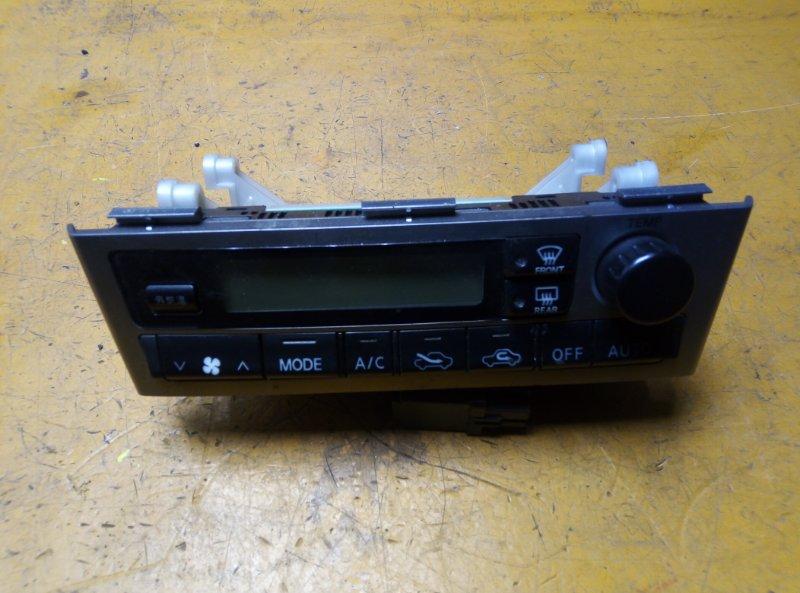Блок управления климат-контролем Nissan Avenir PNW11 QG18DE 1998