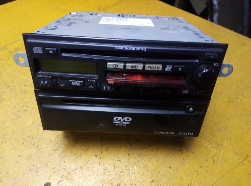 Магнитола Nissan Avenir PNW11 QG18DE 1998