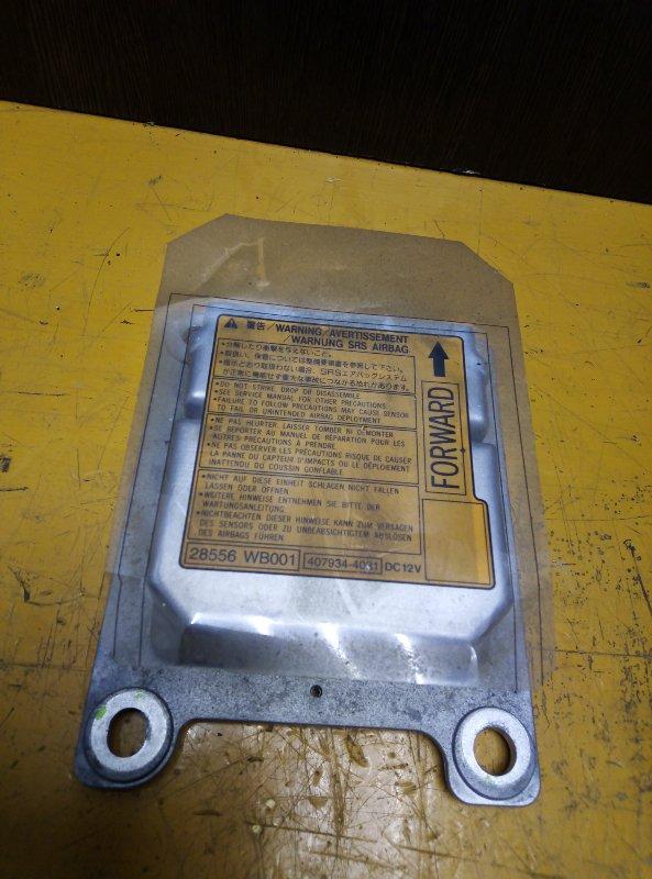 Блок airbag Nissan Avenir PNW11 QG18DE 1998