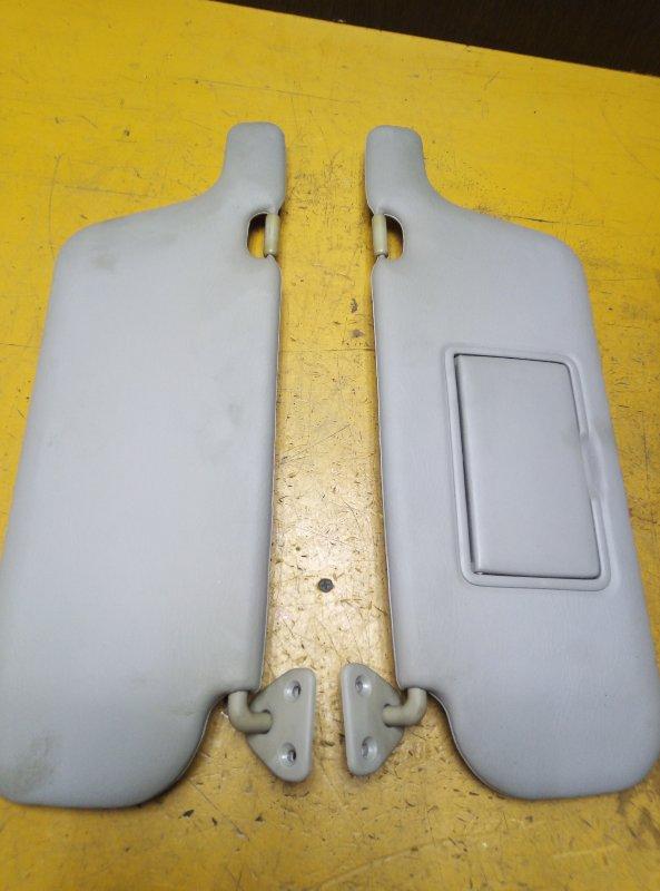 Козырек солнцезащитный Nissan Avenir PNW11 QG18DE 1998