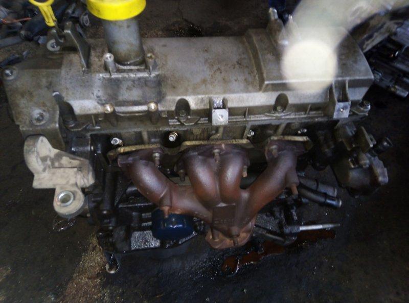 Двигатель Renault Logan LS0G K7J710