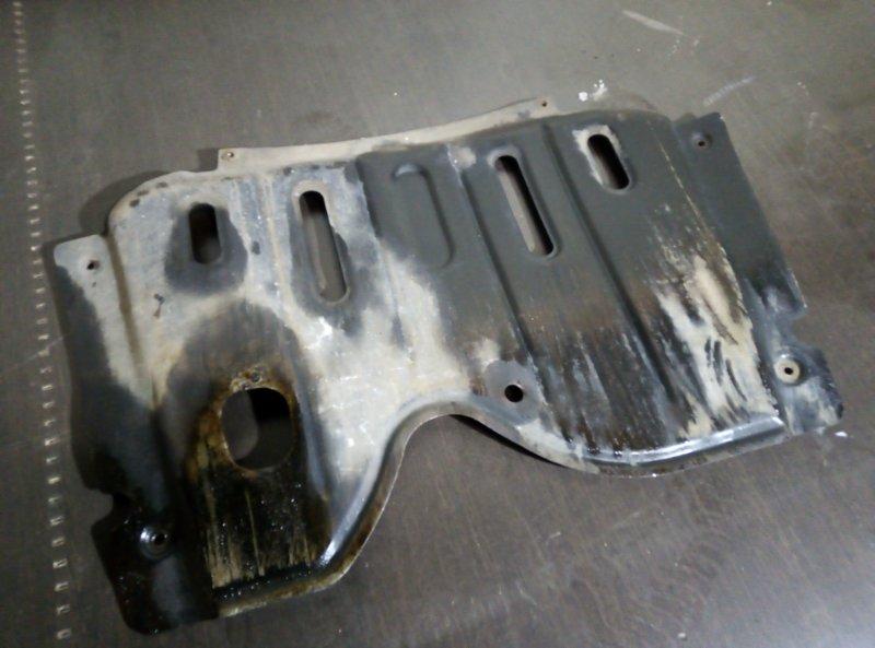 Защита двигателя Renault Logan LS0G D4D