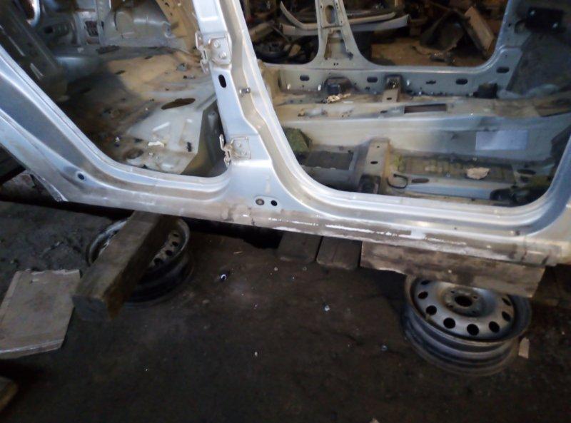 Порог кузовной Renault Logan LS0G D4D правый