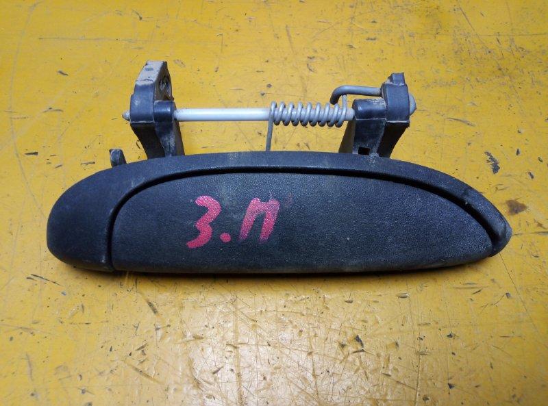 Ручка двери Renault Logan LS0G D4D задняя правая