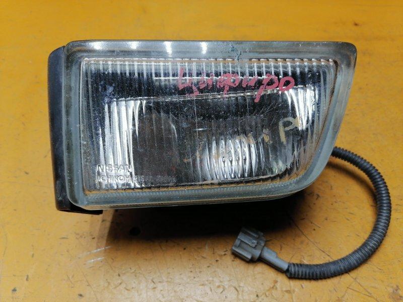 Туманка Nissan Cefiro A32 VQ20DE левая