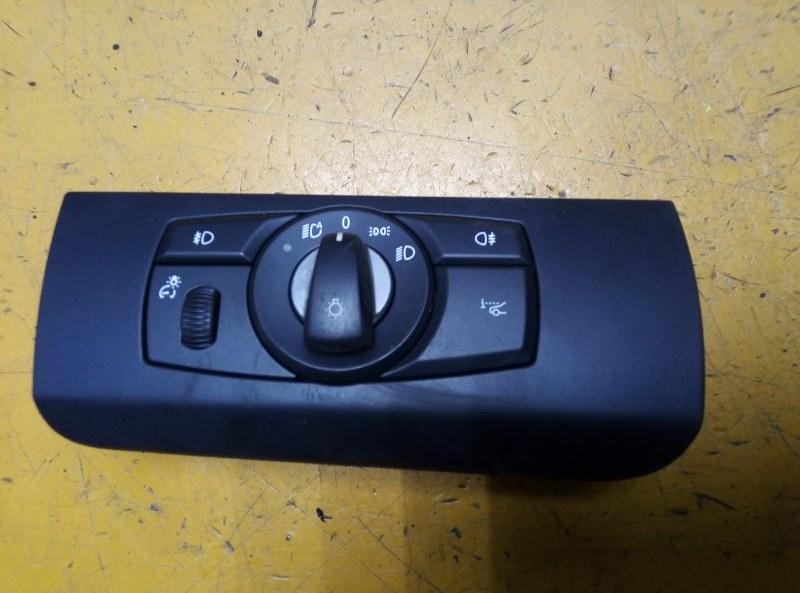 Блок управления светом Bmw X6 E71 M57D30TU2 2009