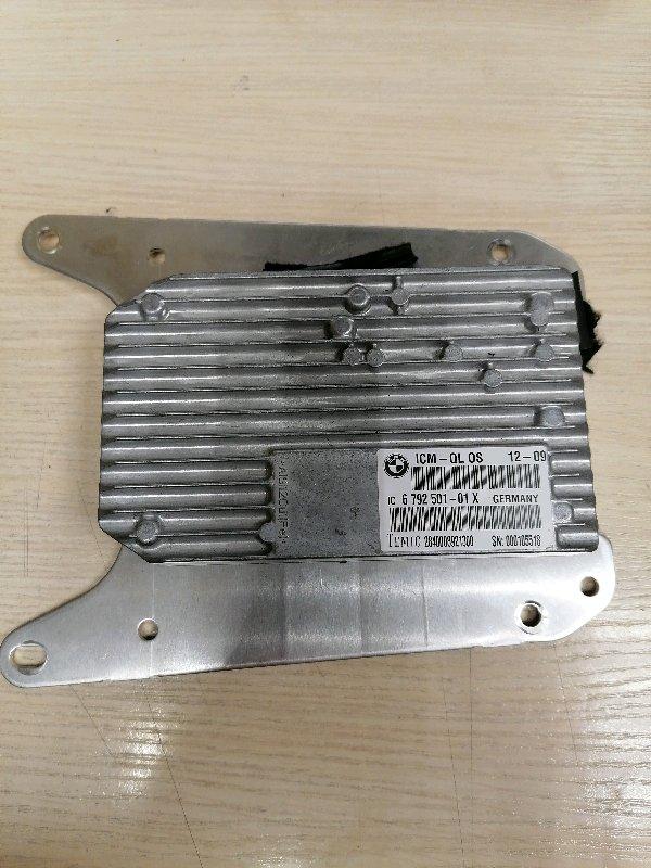 Блок электронный Bmw X6 E71 M57D30TU2 2009