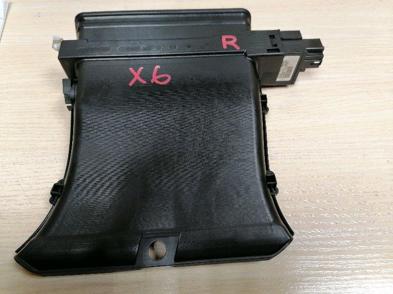 Радиатор отопителя электрический Bmw X6 E71 M57D30TU2 2009 правый