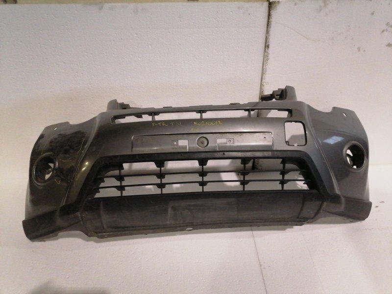 Бампер Nissan X-Trail DNT31 M9R передний