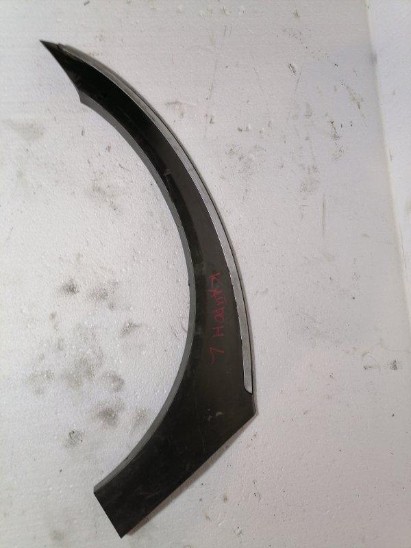 Накладка на крыло Ssangyong Kyron RJN D20DT передняя левая