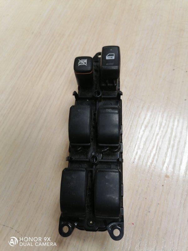 Блок управления стеклоподъемниками Toyota Ist NCP60 1NZFE