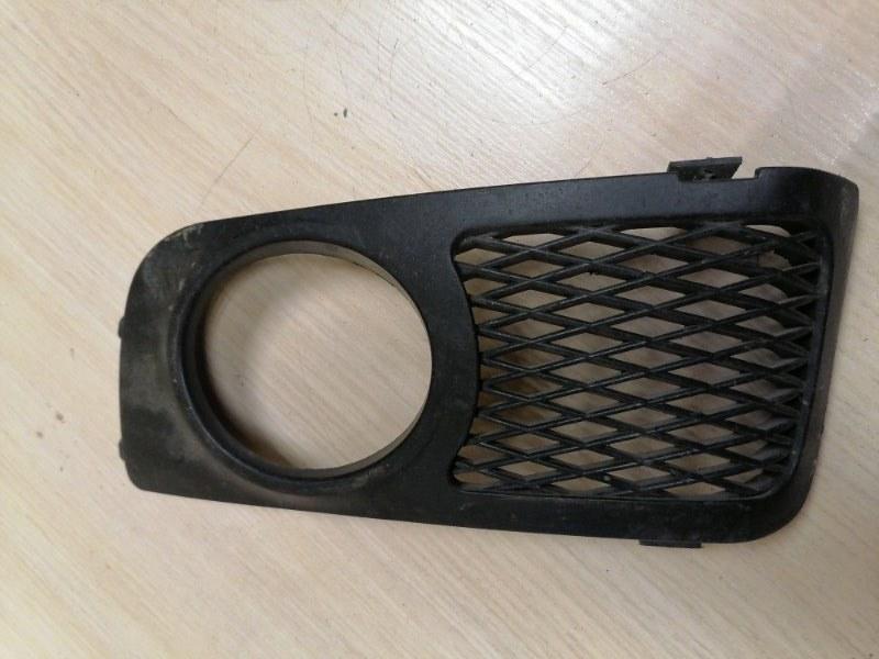 Заглушка бампера Subaru Legacy B4 BE5 EJ201 правая