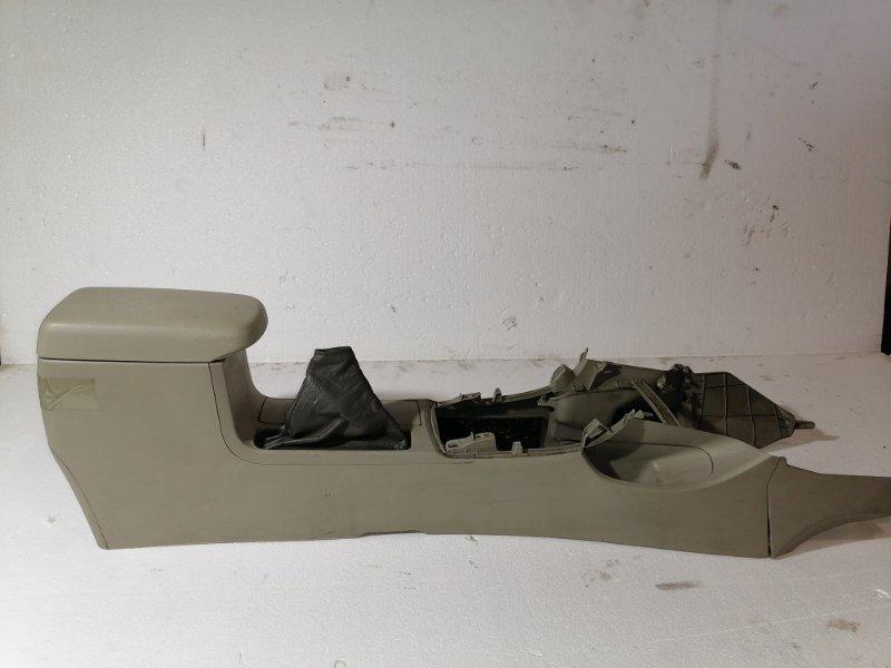 Подлокотник Toyota Corolla Fielder NZE141 1NZFE 2008