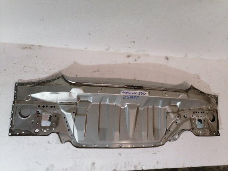 Панель кузова Toyota Avensis ADT251 1AZFSE задний