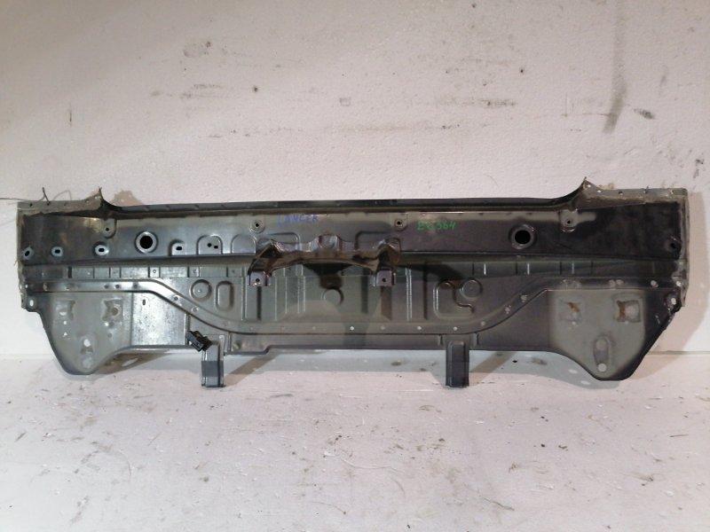 Панель кузова Mitsubishi Lancer CY4A 4B11 2008 задний