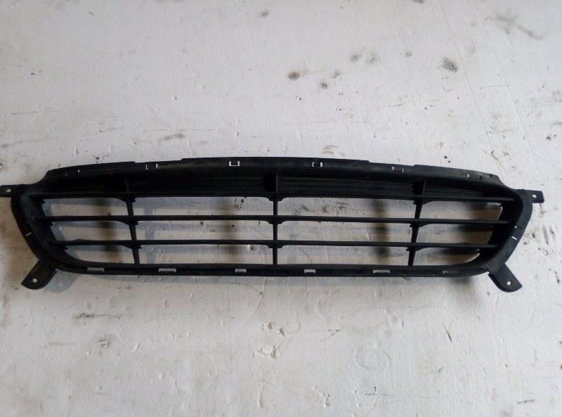 Решетка бамперная Hyundai Solaris RB G4FA 2012