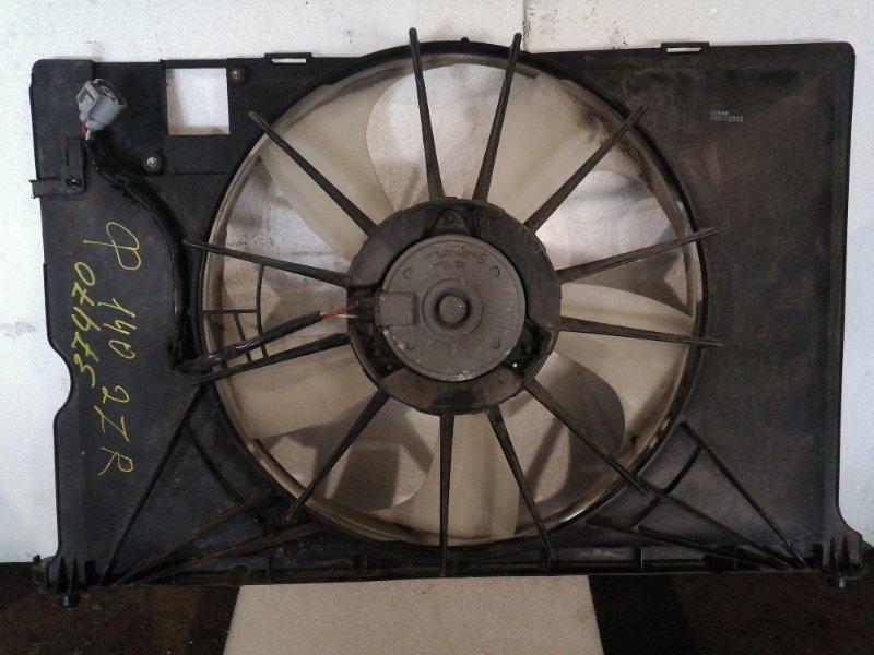 Диффузор радиатора Toyota Corolla Fielder NZE141 1NZFE 2009