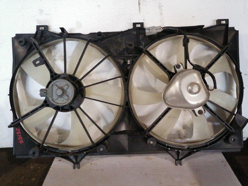 Диффузор радиатора Toyota Camry ACV40 2AZFE 2008