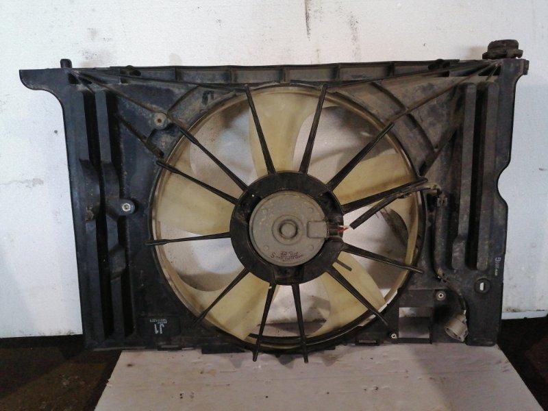 Диффузор радиатора Toyota Allion NZT260 2ZRFE 2008