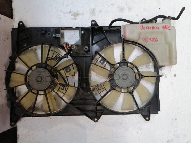 Диффузор радиатора Toyota Estima ACR30 1MZFE 2003