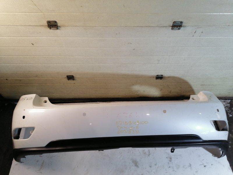 Бампер Lexus Rx350 GGL10W задний