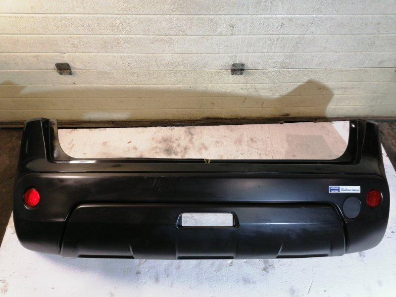 Бампер Nissan Dualis J10 MR20DE 2008 задний