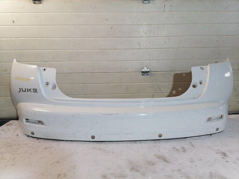 Бампер Nissan Juke YF15 MR16DDT задний