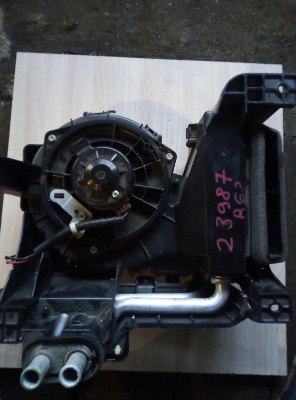 Корпус печки Honda Stepwgn RG1 K20A 2008 задний