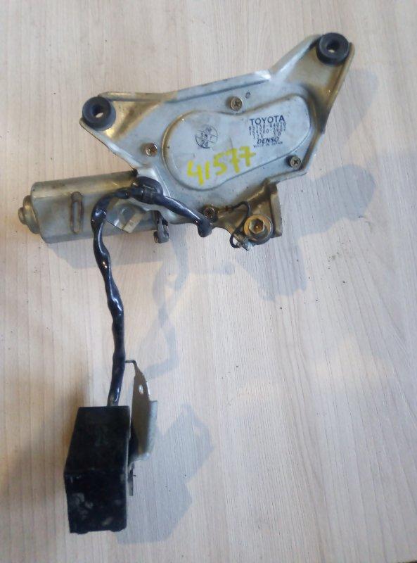 Моторчик заднего дворника Toyota Gaia SXM10