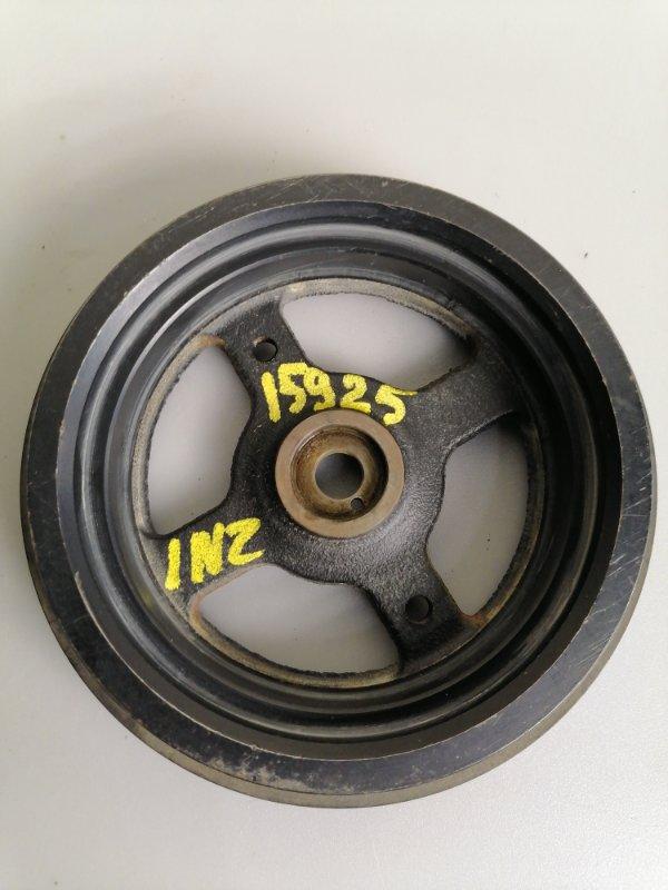 Шкив коленвала Toyota 1NZFE