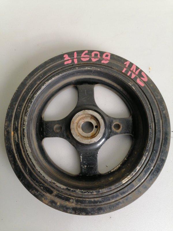 Шкив коленвала Toyota 1NZFE 2003